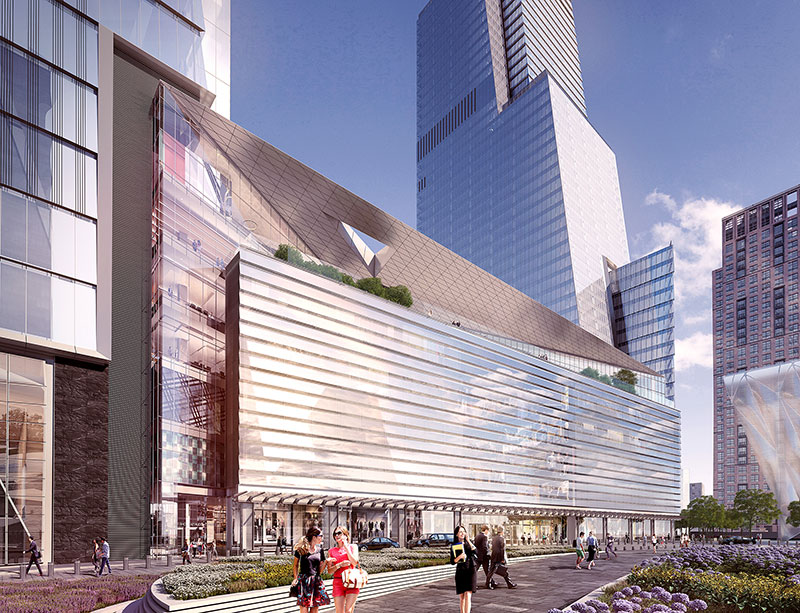 Hudson Yards Podium – NY