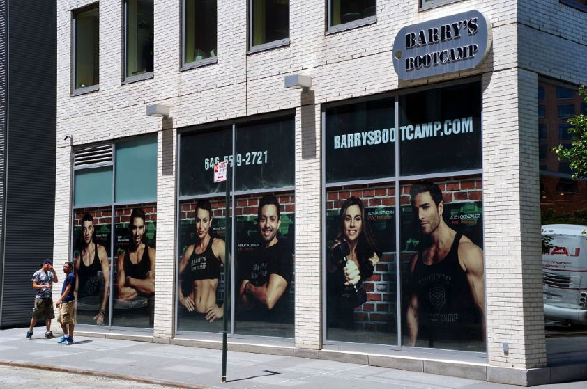 Barry's Boot Camp – NY