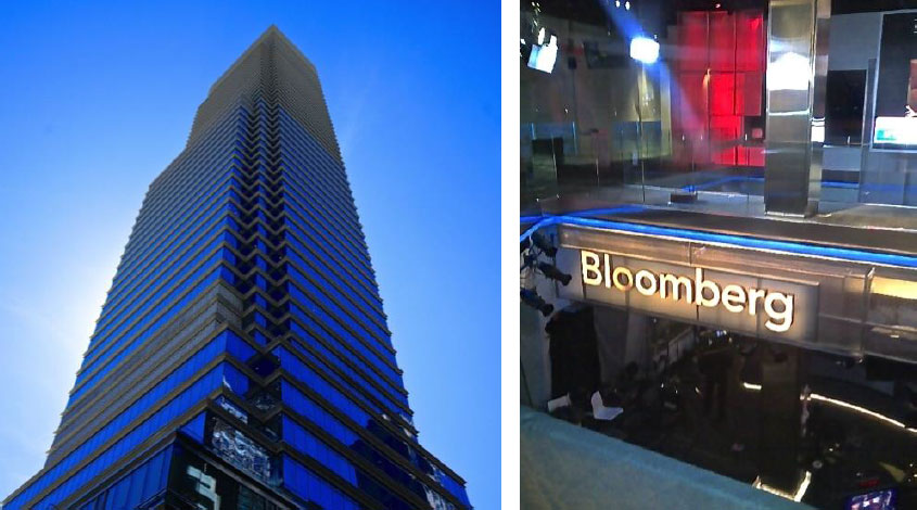 Bloomberg, 731 Lexington Ave. – NY