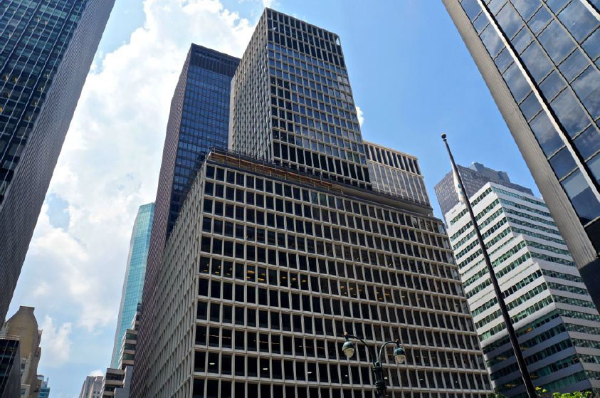 Cohen and Steers Headquarters – NY