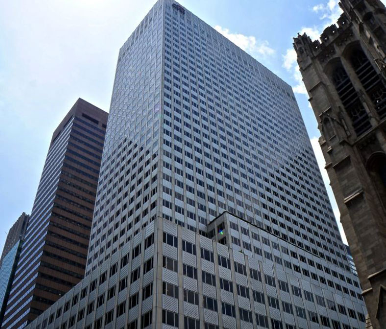 Colliers International, 666 Fifth Ave – NY