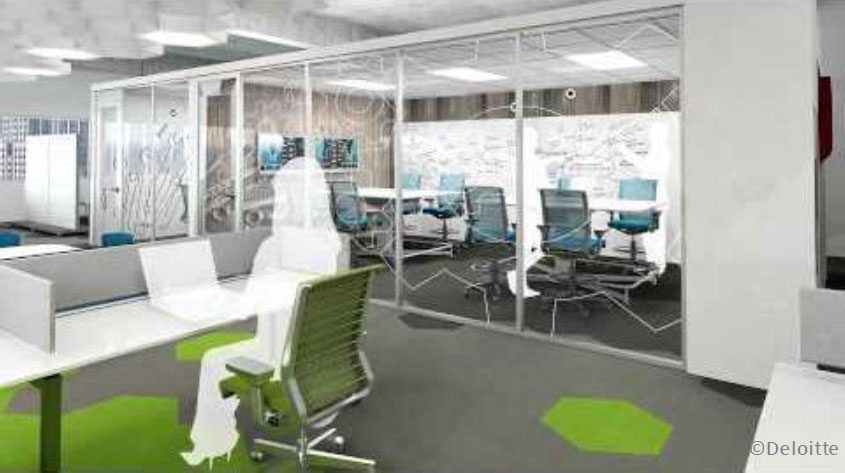 Deloitte Next Generation Workplace – NY