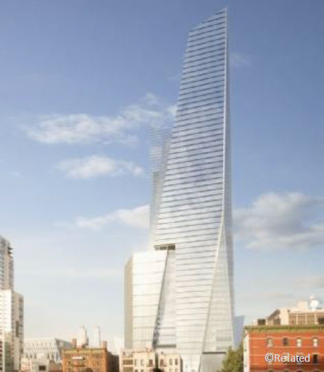 L'Oreal, Hudson Yards South Tower – NY