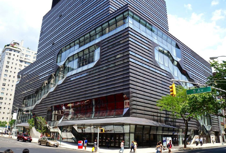 Univ. Center at The New School – NY